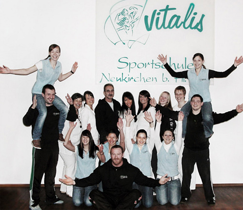Sportschule | Physiotherapie | Rückenschule